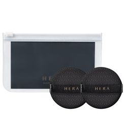 HERA - Black Cushion Puff Duo
