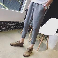 子俊 - 纯色短款裤