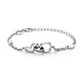 Kenny & co. - Heart shaped with ring bracelet