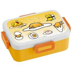 Skater - Gudetama 4 Lock Lunch Box