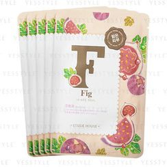 Etude House - I Need You, Fig! Mask Sheet