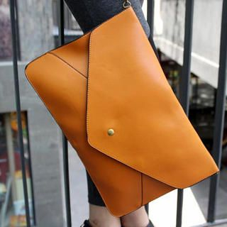 Smoothie - Envelope Clutch with Strap