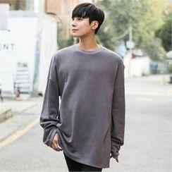STYLEMAN - Round-Neck T-Shirt