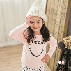 OrangeBear - Be happy Smile Sweatshirt