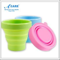 Acare - Retractable Silicone Cup