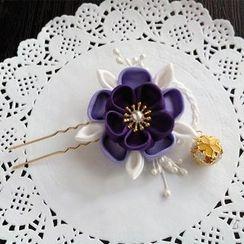 Shine - Floral Hair Stick
