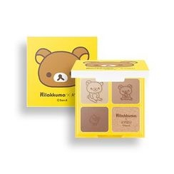 A'PIEU - For Your Shadow (Rilakkuma Edition) (#4 Good After Brown)