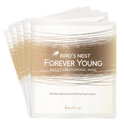 banila co. - Bird's Nest Forever Young Multi Care Hydrogel Mask Set 5pcs