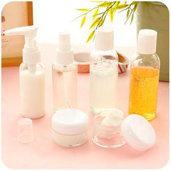Cutie Bazaar - Set of 6: Travel Transparent Spray Bottle