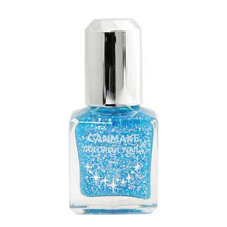 Canmake - Colorful Nails (#29 Hawaiian Blue)