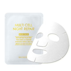 Secret Key - Multi Cell Night Repair Mask Pack 1pc