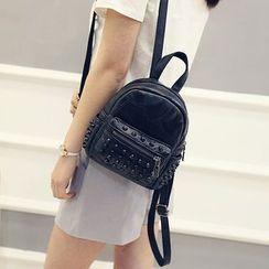 Bam's - Studded Mini Backpack