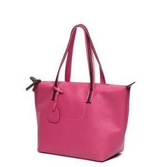Princess Carousel - Faux-Leather Tote