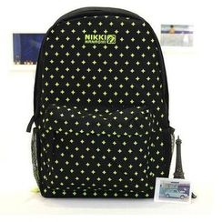 Bag Hub - Star Canvas Backpack