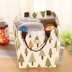 Coco Store - Printed Lunch Bag-L