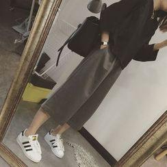 MATO - Wide-leg Shorts