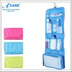 Acare - 悬挂式旅行护理用品收纳包