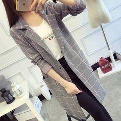 Pecora - Check Wool Coat
