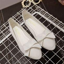 EMIL - 蝴蝶结平跟鞋