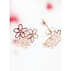 kitsch island - Floral Earrings