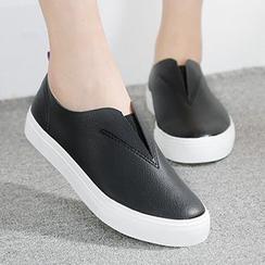 人本 - 纯色轻便鞋