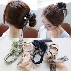 Koi Kawaii - Wired Hair Bun Twist
