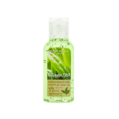 Nature Republic - Hand And Nature Sanitizer Gel (Ethanol) - Green Tea 30ml