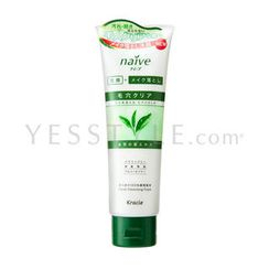 Kracie - Facial Cleansing Foam (Green Tea)