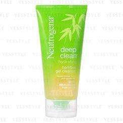 Neutrogena - Deep Clean Hydrating Bamboo Gel Cleanser (Green)