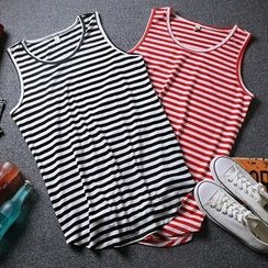 Rampo - Striped Tank Top