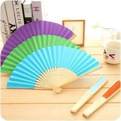 Desu - Paper Fan