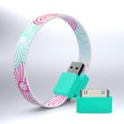 Mohzy - Mohzy Loop USB to Micro-USB Cable (Daisy) (With Adapter)