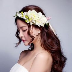 Suaylla - Bridal Flower Crown
