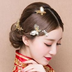 Suaylla - Butterfly Bridal Hair Clip