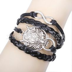 KINNO - Wolf Bracelet