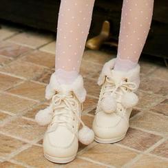糖果雨 - 小童短靴