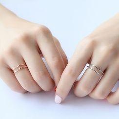 Blinglitz - Double Ring