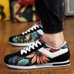 Easy Steps - 印花运动鞋
