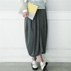 GLAM12 - Ballon Long Skirt