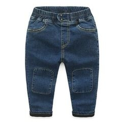 Seashells Kids - Kids Band Waist Jeans