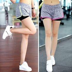 Girasol - Sport Layered Shorts