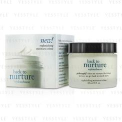 Philosophy - Back To Nurture Replenishing Moisture Creme