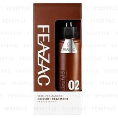 FEAZAC - Semi-Permanent Color Treatment (#02 Mocha)