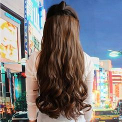 Hairchantress - Clip-On Hair Extension - Wavy