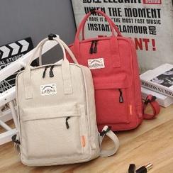 BeiBaoBao - Canvas Backpack