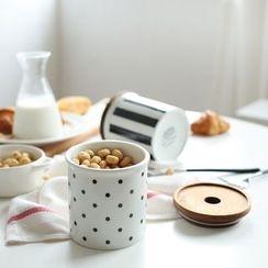 川島屋 - 陶瓷食品罐