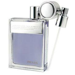 Prada - Pour Homme Eau De Toilette Deluxe Refillable Spray