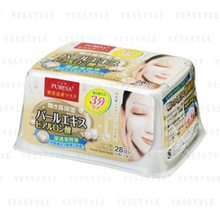 Utena - Puresa Daily Care Mask (Pearl Extract)