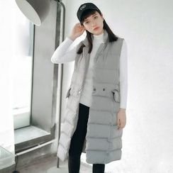 AC - Long Puffer Vest