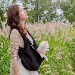 LIFE STORY - Pet Knit Sling Bag